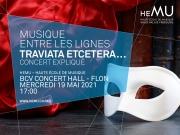 ANNULÉ: Traviata Etcetera...