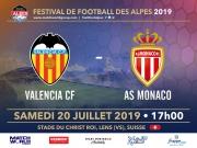 Match International de Football - AS Monaco vs Valence CF