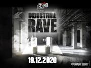 VERSCHOBEN: We Love Techno Switzerland - industrial Rave