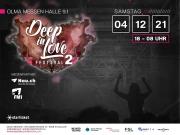 VERSCHOBEN: Deep In Love Festival 2
