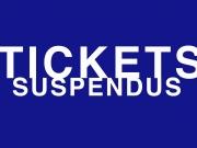 Ticket suspendu