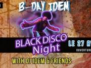Black Disco Night - DJ Idem & Friends
