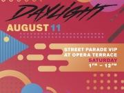 Daylight - Street Parade VIP 2018
