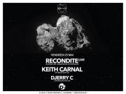 Recondite live + Keith Carnal