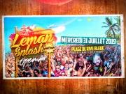 Leman Splash Mega Beach Party