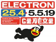 Electron Festival - Gravière 25.04.2019