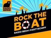 Rock the Boat - Das RADIO BERN1 Partyschiff