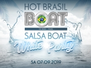 Hot Brasil & Salsa Boat - White Party