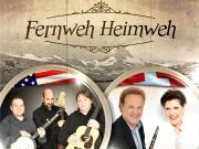 NEUES DATUM: Krüger Brothers, Maja & Carlo Brunner - Fernweh Heimweh