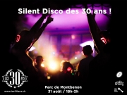 Silent Party des 30 ans