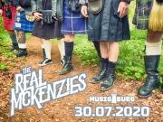 VERSCHOBEN: The Real McKenzies-Beer and Loathing Tour