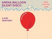 Arena Balloon Silent Disco