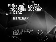 Prune Carmen Diaz & Louis Jucker + Minibar