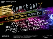 Gameparty Pride Edition Madness