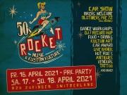 Verschoben: 50's rocket - music & kustom kulture - 3 tages ticket