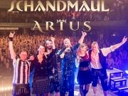 Schandmaul (de) artus tour 2019