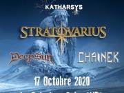 REPORTÉ: Stratovarius - Deep Sun - Chainer