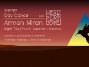 Heal Play Love Daytimer w/ Armen Miran