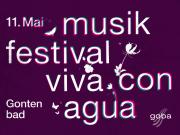 Musikfestival Viva con Agua