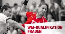 Frauen Handball WM-Quali