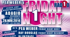 Pea Weber's Friday Night