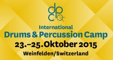 Int. Drums&Percussion Camp