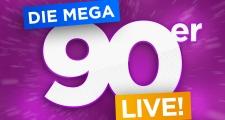 Die Mega 90er - live