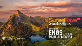 SunsetRave LIVE Stockhorn w/ ENØS   Paul Almqvist Stockhorn Erlenbach im Simmental Tickets