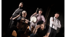Irish Night mit The Moorings Krempel Buchs SG Tickets