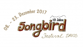 Songbird Festival 2017 Diverse Locations Diverse Orte Tickets