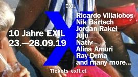 10 Jahre EXIL EXIL Zürich Tickets