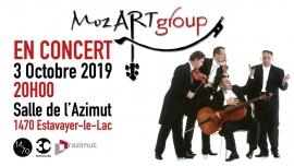 MozArt Group Salle de l'Azimut Estavayer-le-Lac Tickets