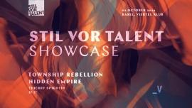 Stil Vor Talent Showcase Viertel Klub Basel Tickets