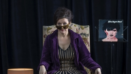 "Bettina Dieterle: ""EgoBlues"" Theater im Teufelhof Basel Biglietti"