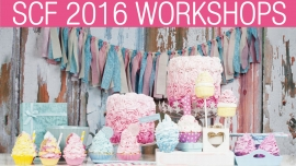 Swiss Cake Festival 2016: Workshops Stadthalle Dietikon Tickets