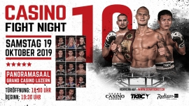 10. Casino Fight Night Grand Casino Luzern Tickets