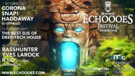 Echoooes Festival: The secret door 2m2c Montreux Music & Convention Centre Montreux Billets