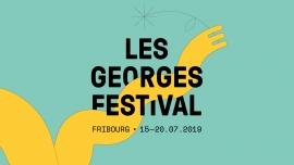 Festival Les Georges - Abonnement Place Georges-Python Fribourg Tickets
