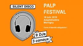 Arena Silent Disco Amphithéâtre Romain de Martigny Martigny Tickets