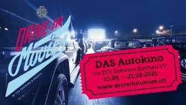 TCS Drive-In Movies - Emmen (LU) TCS Zentrum Emmen Emmen (LU) Tickets