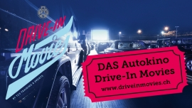 TCS Drive-In Movies Diverse Locations Diverse Orte Tickets