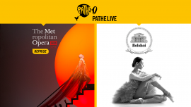 Pathé Several locations Several cities Tickets