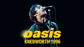 Oasis Knebworth 1996 Pathé Kinos Diverse Orte Tickets