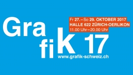 grafik 17 Halle 622 Zürich Tickets