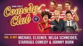 DAS ZELT: Comedy Club 17 Locations diverse Località diverse Biglietti