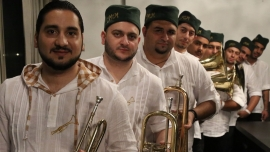 Saison-Auftakt : Marko Markovic Brass Band(Serbia) Turnhalle im PROGR Bern Billets