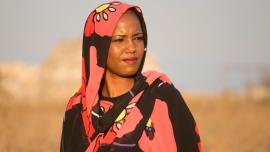Aziza Brahim (West Sahara) Turnhalle im PROGR Bern Biglietti