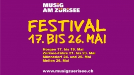 Musig am Zürisee 2019 Diverse Locations Diverse Orte Tickets