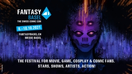 Fantasy Basel -The Swiss Comic Con 2021 Messe Basel Tickets