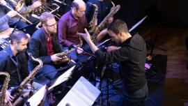 Zurich Jazz Orchestra feat. David Grottschreiber Musikklub Mehrspur Zürich Tickets